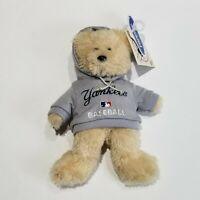 TEDDY BEAR NEW YORK YANKEES WITH TAG BASEBALL MLB
