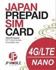 JP Mobile: Prepaid Travel Data SIM for Japan: 16 days 3.5Gb ! (expiry 14Feb18)