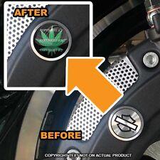 Brembo Front Brake Caliper Insert Set For Harley - POT LEAF - 174