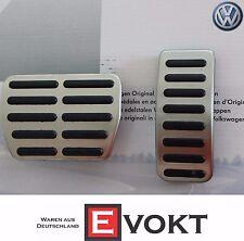 Volkswagen Amarok 2009-2015 Stainless Steel Pedal Caps Set LHD RHD Genuine New