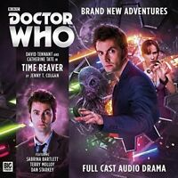 JENNY T. COLGAN - DOCTOR WHO: TIME REAVER   CD NEW