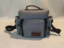 Vintage LeMans Diamond LE-3000 Canvas Camera Bag with Moveable Divider and Strap