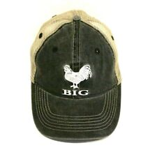 New ListingBig Cock Rooster Truckers Hat Baseball Cap Vintage Look Shirt Style Farm Animal