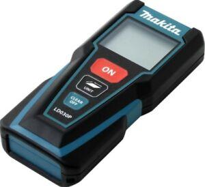 New Makita LD030P 30 Meter Area Range Finder Laser Digital Distance Measurer