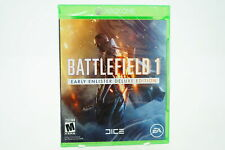 Battlefield 1 Early Enlister Deluxe Edition: Xbox One [Brand New]