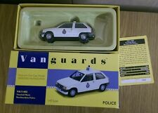 Corgi VA11402 Vauxhall Nova Northumbria Police Ltd Edition Factory Sample