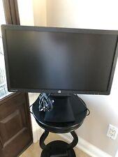 HP E231i IPS LCD Monitor Computer Monitor, Black