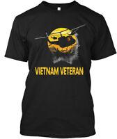 Veteran Day Vietnam Hanes Tagless Tee T-Shirt