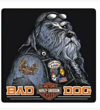 BAD DOG - HARLEY - T SHIRT XL SIZE - NEW