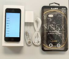 iPhone 5, Black, 16GB Factory Unlocked 4G LTE