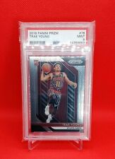 Trae Young 2018 Panini Prizm Rc Rookie #78 Psa 9 Mint