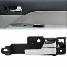 OE Replacement Passenger Interior Door Chrome Handle For Ford Fusion MKZ Milan