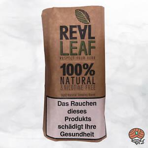 Real Leaf Classic, Tabakersatz, nikotinfrei, tabakfrei, Kräutermischung 30g