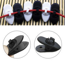 10 x Cable Cord Wire Clip Clamp Collar Lapel Shirt Holder For Headphone Earphone