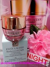 Estee Lauder Resilience Lift Night Firming/Sculpting Face/N Creme ◆5ml◆PostFree