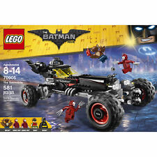 New - LEGO-Batman Movie - The Batmobile 70905 - Sealed