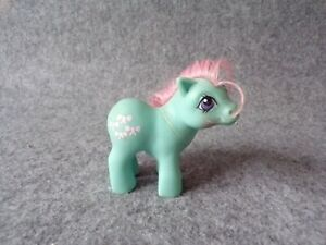 Vintage G1 My Little Pony Baby Bowtie Figure Doll (No tail), Hasbro MLP Gen1
