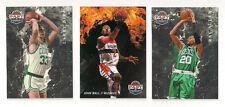 11/12 PAST & PRESENT CELTICS RAY ALLEN  RATING 3'S INSERT CARD #13