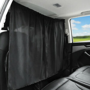 Car Accessories UV Protection Sun Shade Curtains Taxi Partition Privacy Curtian