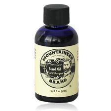 Mountaineer Brand® Beard Oil (Barefoot/Unscented) 2 oz