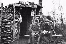 """WW2 - """"Cagna"""" sur les bords du Rhin pendant la Drôle de guerre en 1939"""