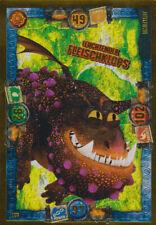 LE6 - Leuchtender Fleischklops - Limitierte Karte - Dragons 3 - Die geheime Welt