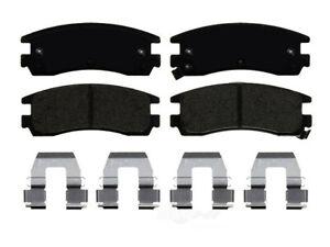 Rr Ceramic Brake Pads  Ideal Brake  TCD508