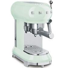 Espresso-Kaffeemaschine SMEG ECF01PGEU SDA 50's Style