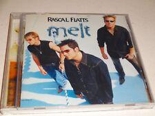 CD Rascal Flatts: MELT (2002 Lyric Street) Country