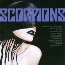 CD SCORPIONS Icon Greatest Hits NEW MINT SEALED Rock You Like A Hurricane!!