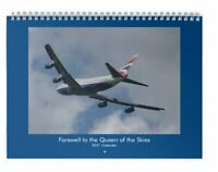 BRITISH AIRWAYS 747 Farewell to the Queen of the Skies 2021 Calendar Boeing 747