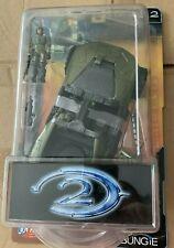 New ListingWarthog with Master Chief & Marine Halo 2 series 1 Action Figure New / Rare