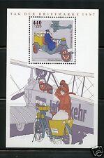 Germany MNH Souvenir Sheet #B819 Stamp Day Stamps