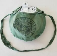 Old Vintage Official Trail Mess Kit Camping Equipment Campers Outdoor