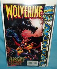 Wolverine Annual '97 Original 1st Series Marvel Comic Comics Very Fine Condition