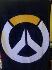 Overwatch Fleece Blanket NEW Just Funky