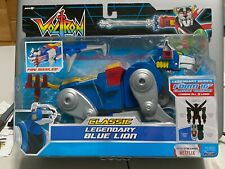 Playmates Voltron 84 CLASSIC Legendary Blue Lion DELUXE Combinable Figure