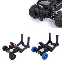 Assembled Wheel Wheelie Bar Parts for 1/5 Traxxas XMAXX X-MAXX RC Car