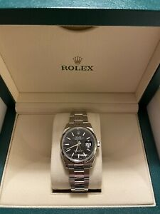 ROLEX Datejust 36mm 2020 Model Stainless Steel 126200