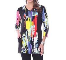 Tamar Fashions  Two Pocket Tunic Top Blouse  NWT  Size 2X