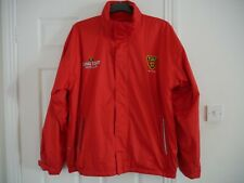 DOWN GAA MENS ZIP UP JACKET SIZE XL RED ONEILLS