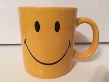 Waechtersbach Fun Factory SMILEY Yellow Smile Mug Germany coffee cup HTF
