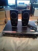 New LG NP8340 with new speakers