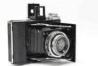 [NEAR MINT++] Zeiss Ikon Ikonta 521 6x4.5 novar Folding Camera 75mm F3.5 JAPAN