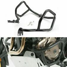 Untere Sturzbügel / Schutzbügel Schwarz für Honda CRF1000L Africa Twin 16-19 E1