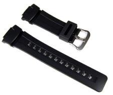 Casio Ersatzband Resin schwarz G-100 GW-2300 GW-2310 G-2310R G-101 G-200 G-2300