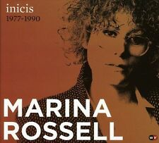 MARINA ROSSELL - INICIS 1977-1990 USED - VERY GOOD CD