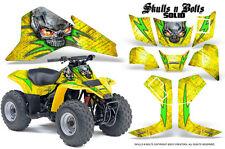 SUZUKI LT 80 LTZ80 ATV CREATORX GRAPHICS KIT DECALS SNBSDGY