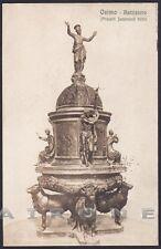 ANCONA OSIMO 60 Cartolina viaggiata 1924 TIMBRO AMBULANTE