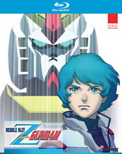 Mobile Suit Zeta Gundam Part 1: Collection [New Blu-ray] 3 Pack
